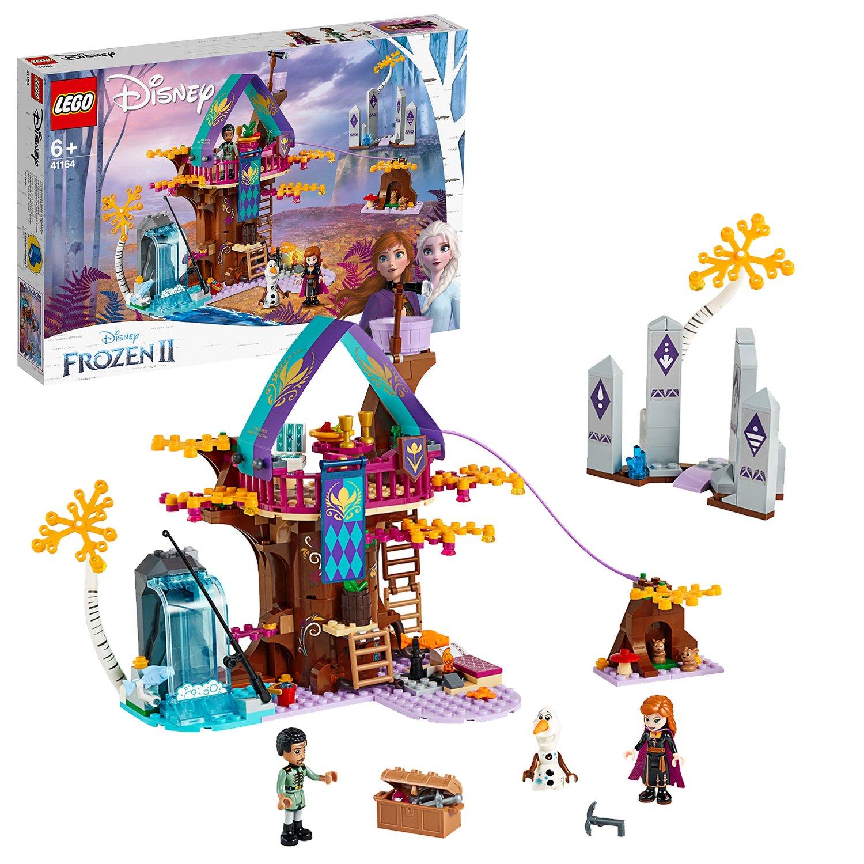 LEGO Disney Frozen II Enchanted Treehouse Toy Set - 41164