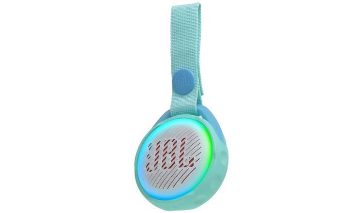 Buy JBL Junior POP Bluetooth Speaker Teal | Wireless and Bluetooth speakers | Argos