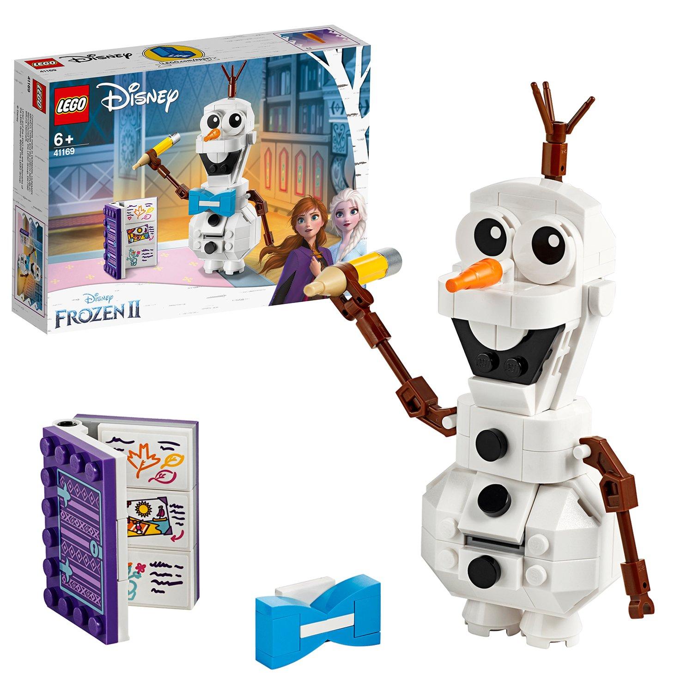 LEGO Disney Frozen II Olaf Figure Playset - 41169