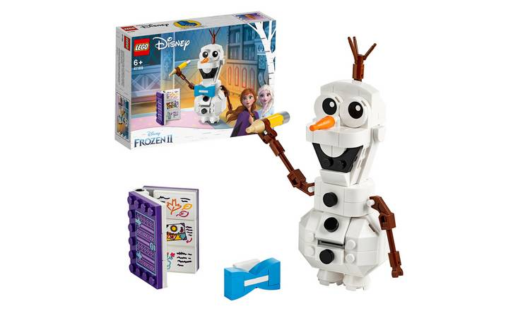 LEGO Disney Frozen II Olaf Figure Playset - 41169