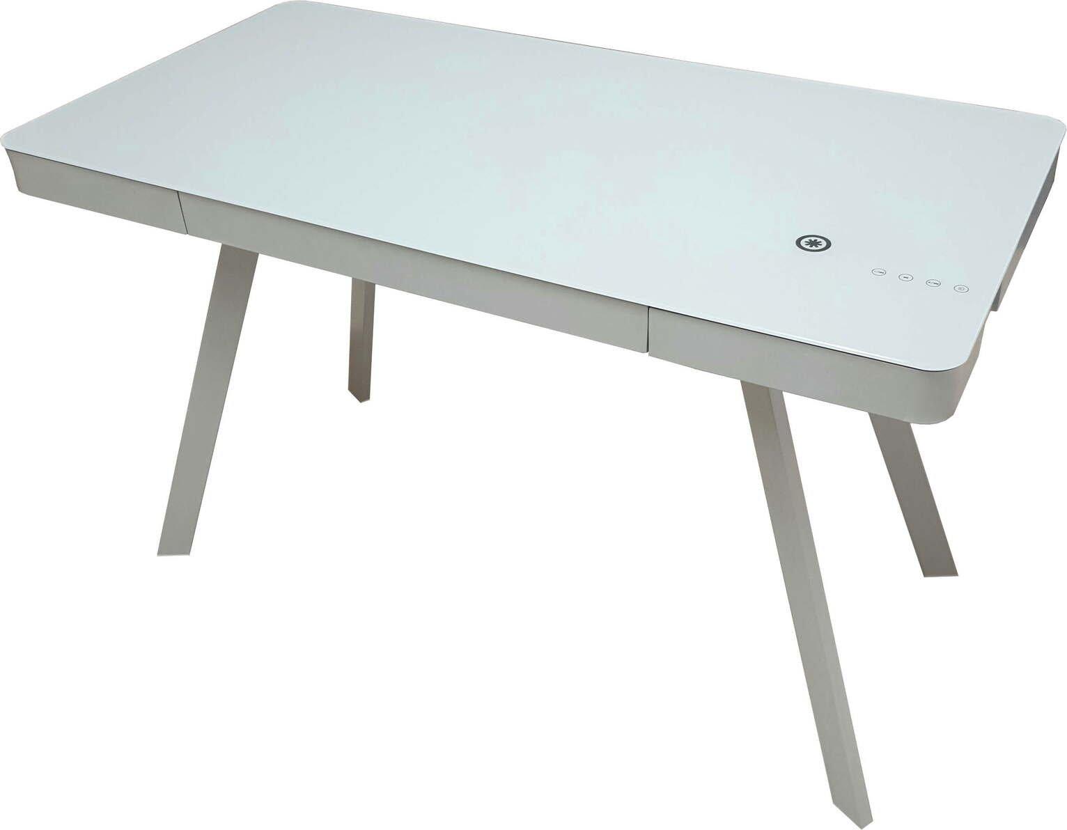 KOBLE Silas Desk - Grey