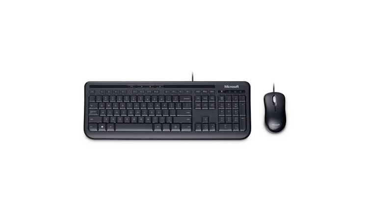 Microsoft APB-00006 Wired Mouse and Keyboard