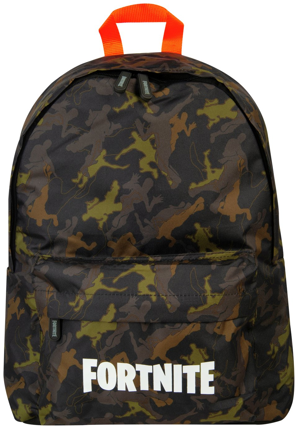 Fortnite Camouflage 17.3L Backpack - Black