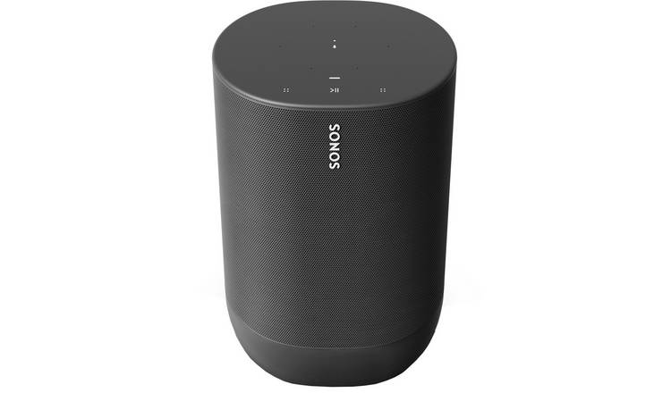 Sonos Move Wireless Smart Speaker - Black