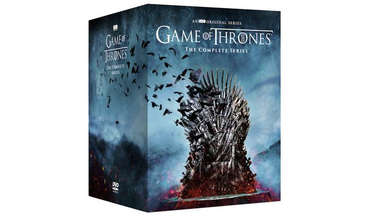 Game of Thrones: The Complete DVD Box Set