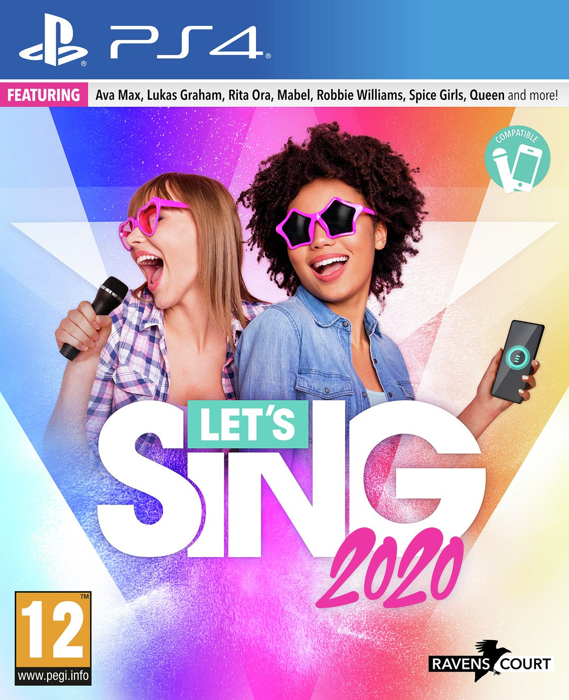 Let's Sing 2020 PS4 Game & Microphone Pre-Order