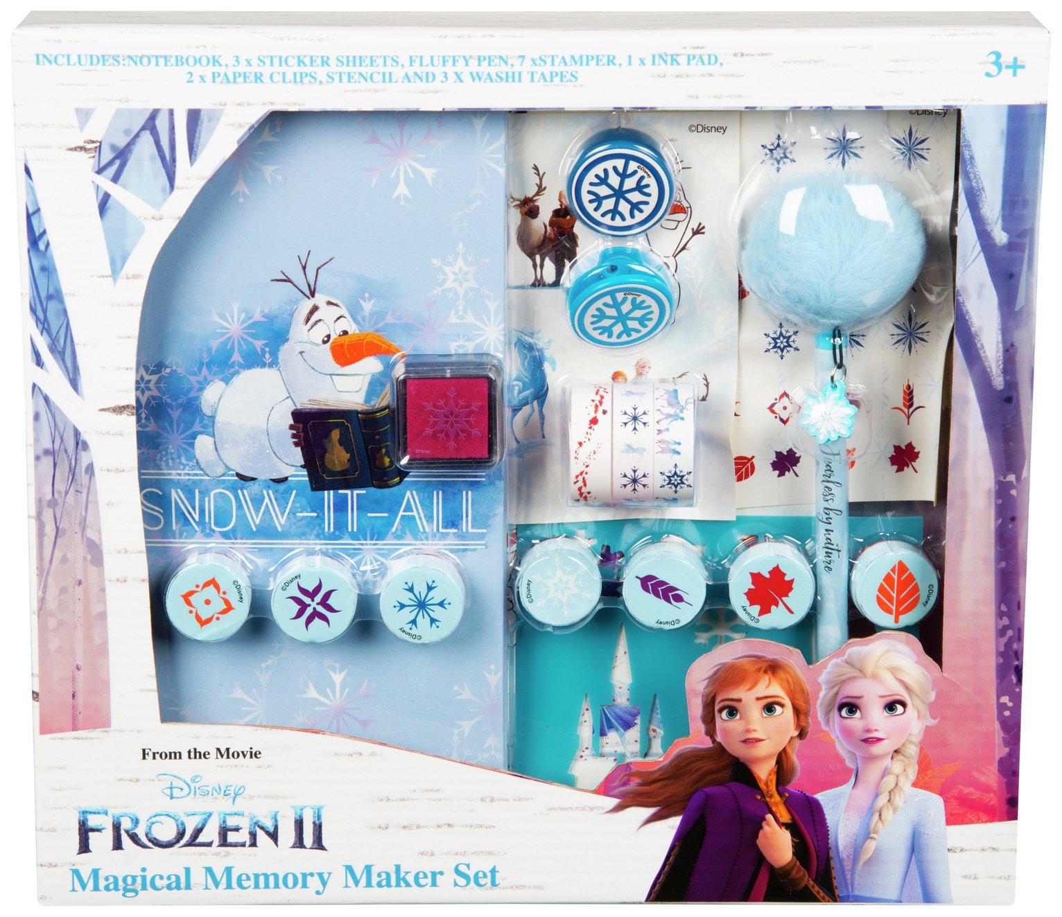 Frozen 2 Magical Memory Maker Set