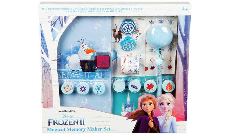 Frozen II Magical Memory Maker Set