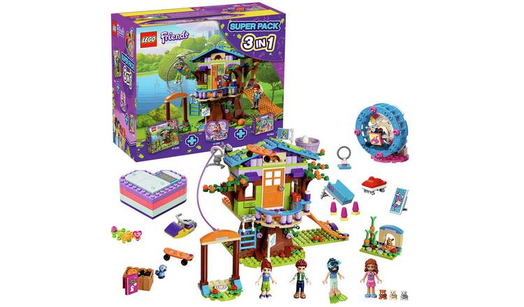 Lego Friends Christmas Sets.Buy Lego Friends 3 In 1 Super Pack 66620 Lego Argos