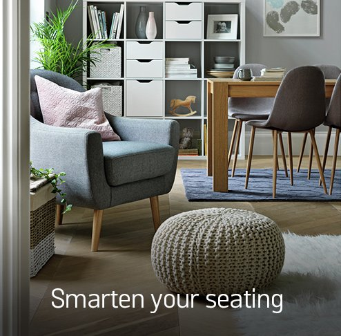 Smarten your seating.