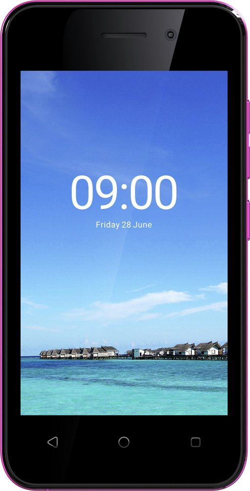 Vodafone IMO Q2 Plus Mobile Phone - Pink