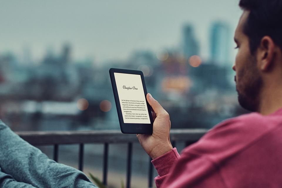 Why choose an e-reader?