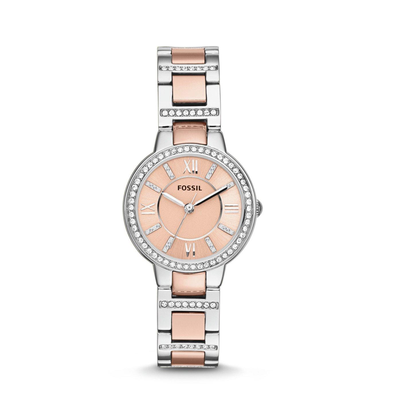 Fossil Ladies Virginia Metallic Bracelet Watch