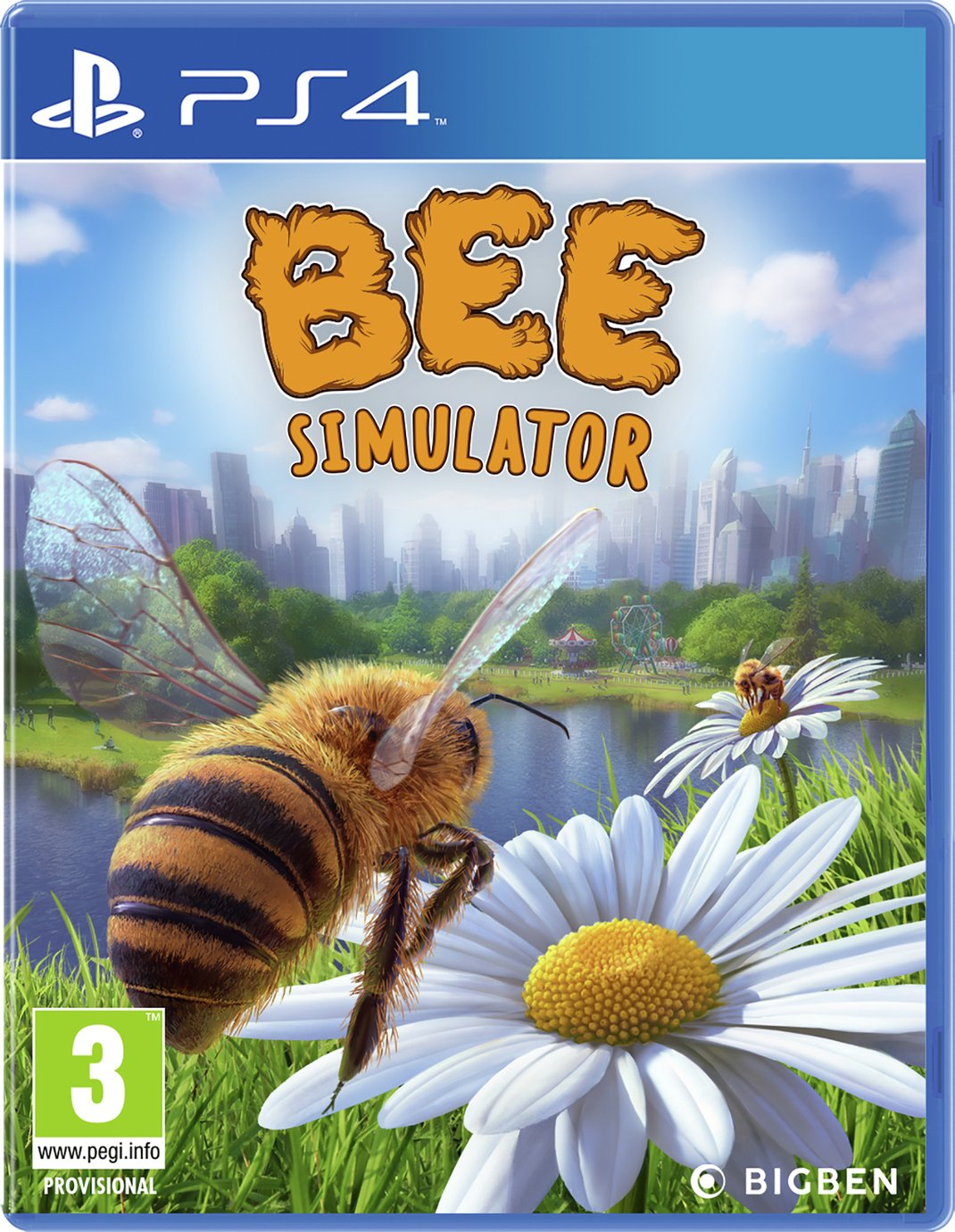 Bee Simulator PS4 Pre-Order Game