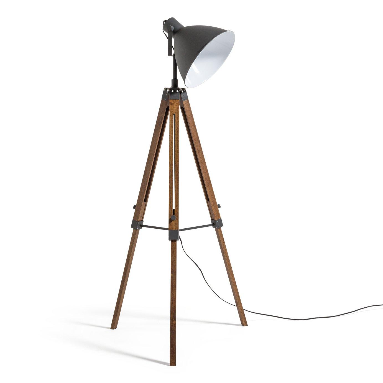 Argos Home Industrial Tripod Floor Lamp