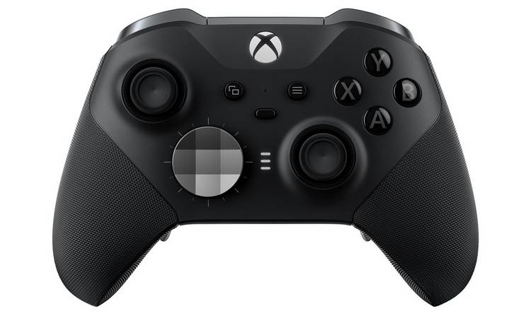 Official Xbox One Elite Wireless Controller Series 2 - Black