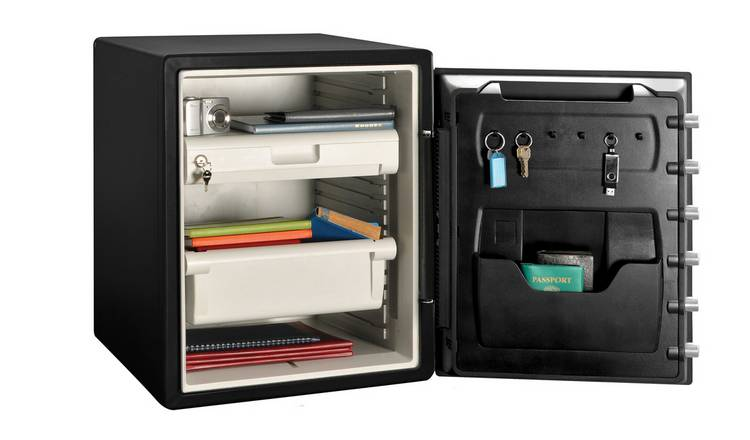 Master Lock XXL Digital Fire Resistant & Waterproof Safe