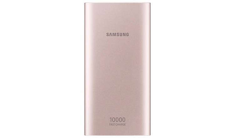Samsung 10000mAh Portable Power Bank - Pink