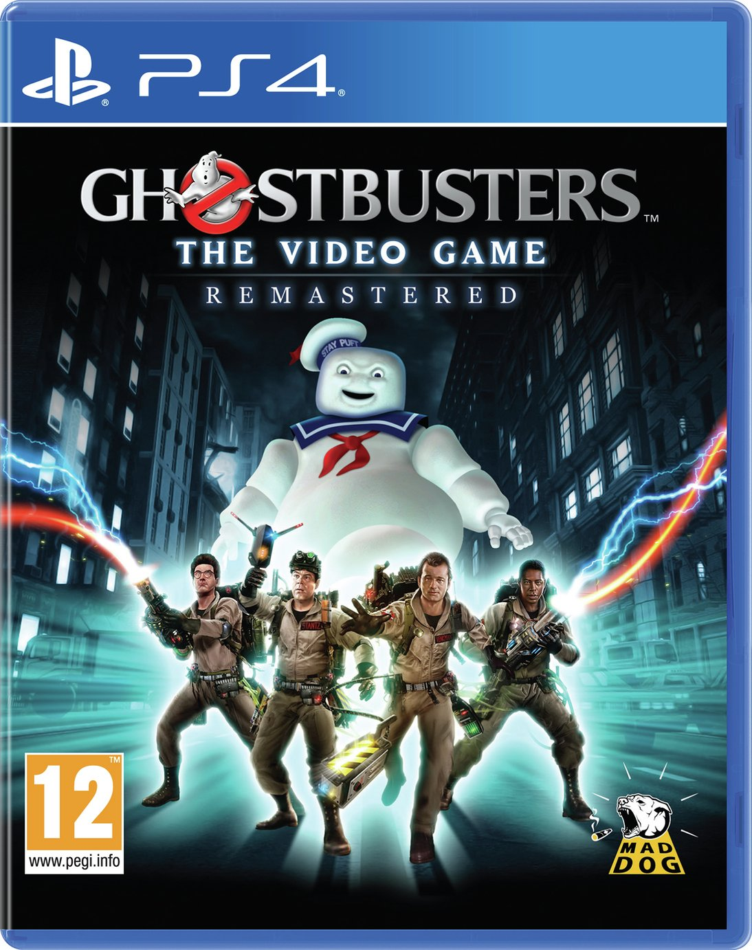 Ghostbusters: The Video Game Remastered PS4 Pre-Order
