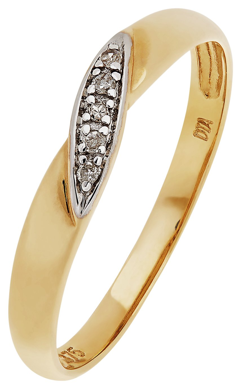 revere-9ct-gold-diamond-accent-twist-wedding-ring-3mm