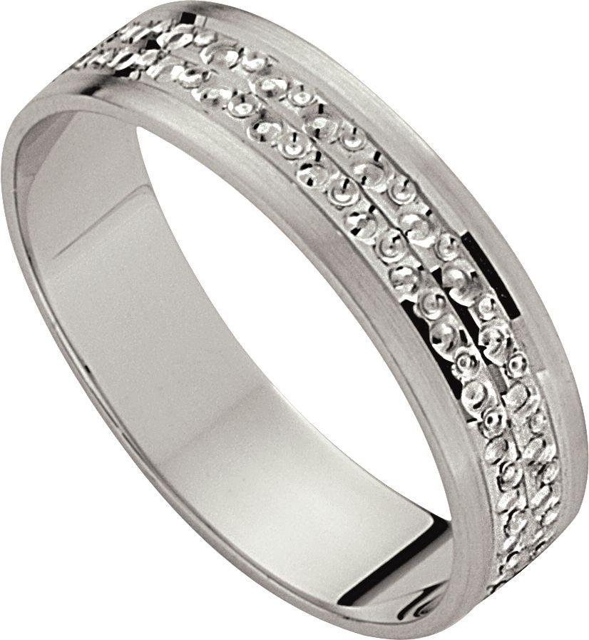 Wedding rings white gold  Buy 9ct White Gold Diamond Cut Wedding Ring - 5mm at Argos.co.uk ...