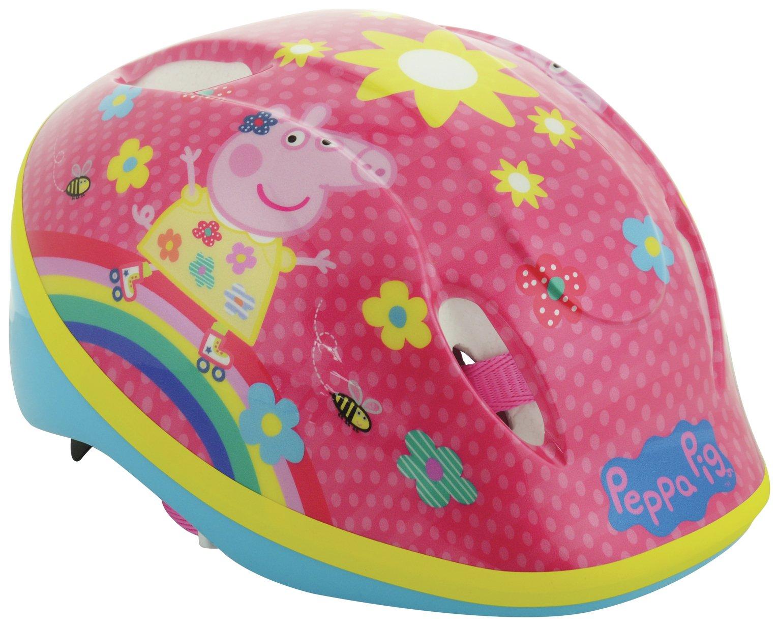 Peppa Pig Bike Helmet - Unisex