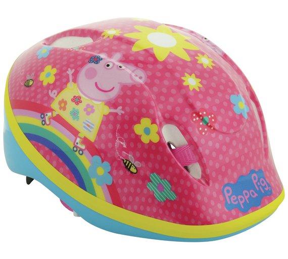 Buy Peppa Pig Bike Helmet Unisex At Your Online