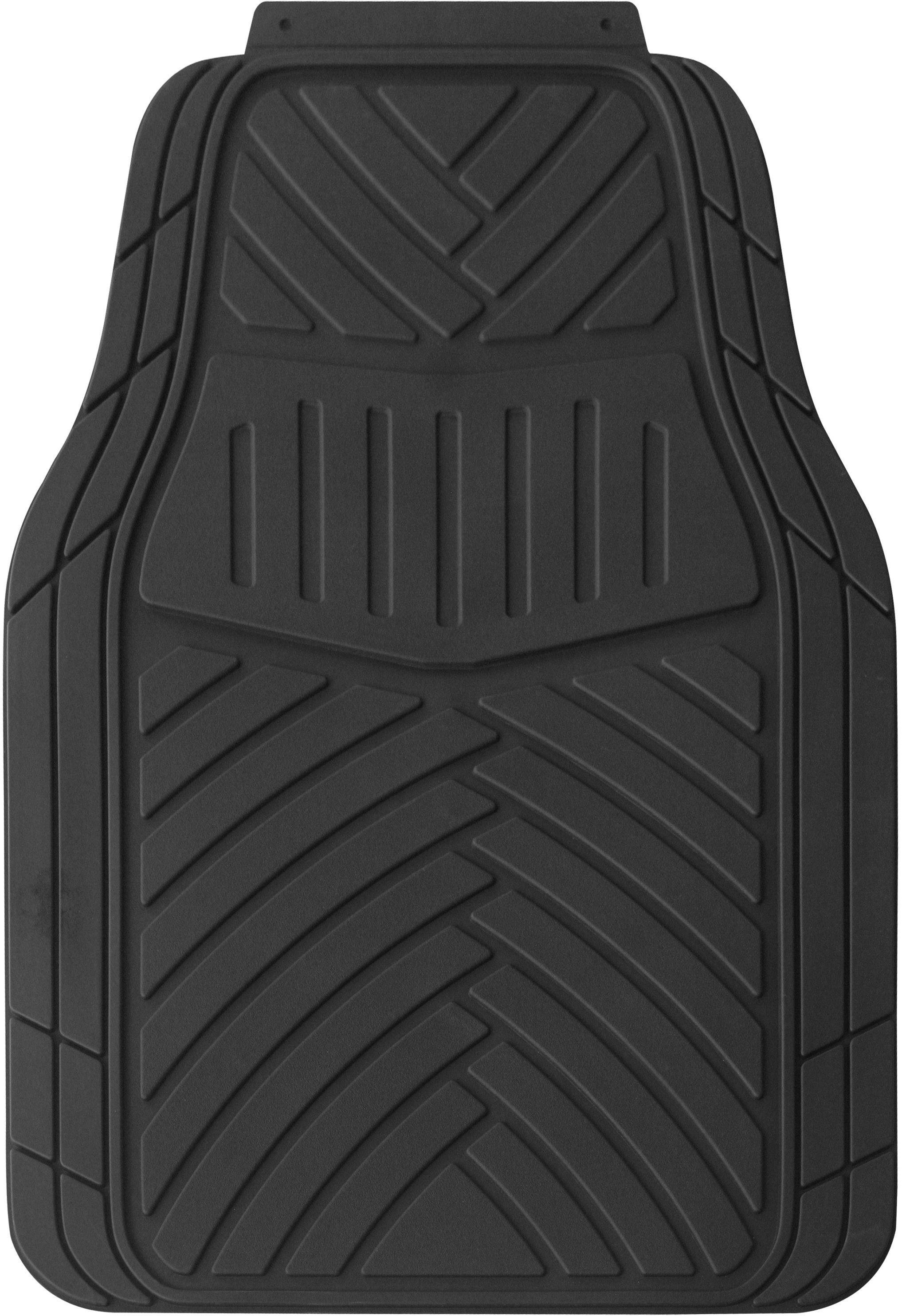 Image of Cosmos - Duro All Weather 4 Piece Car Mat Set - Black