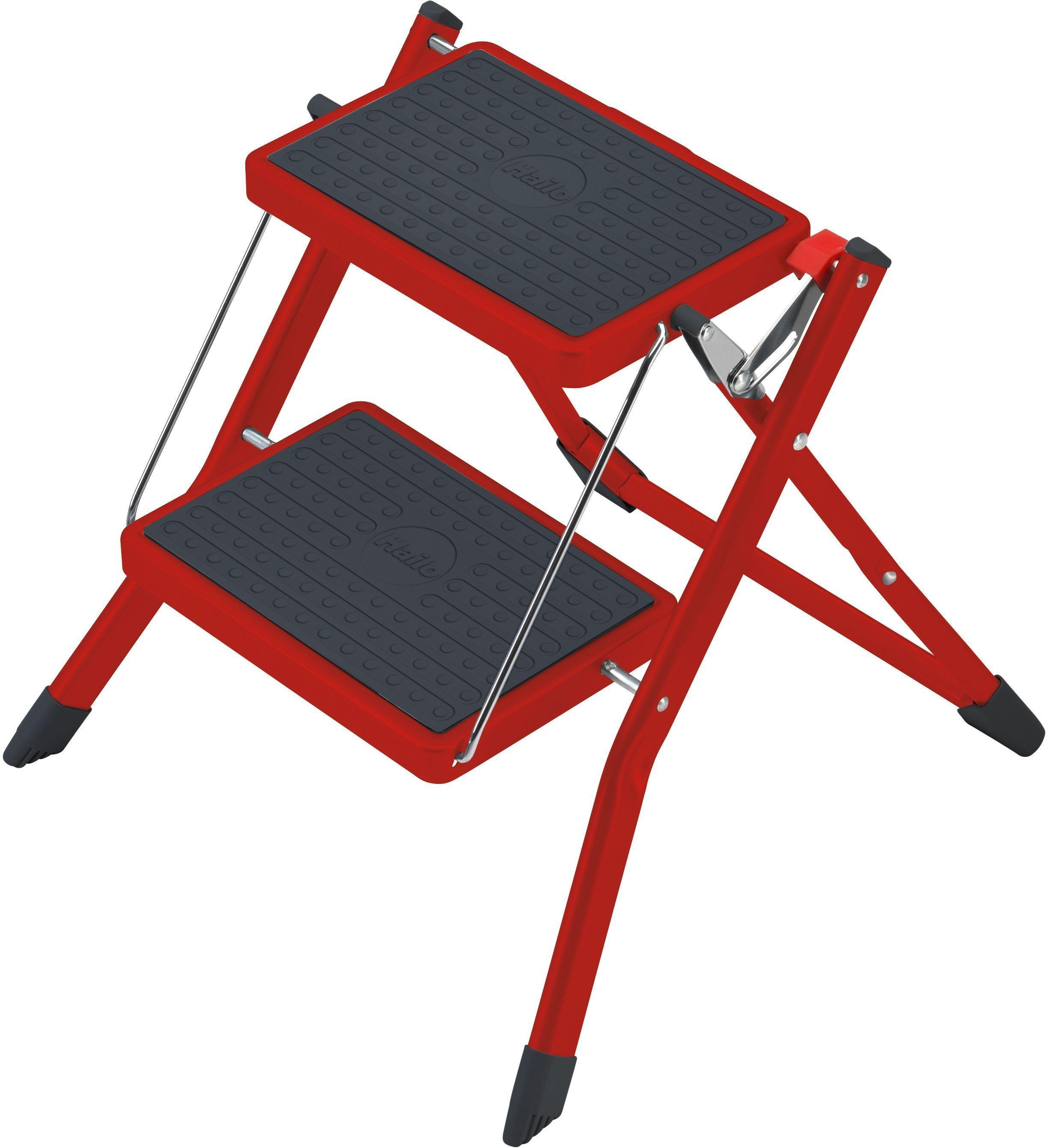 Hailo Mini K Step Stool - Red lowest price