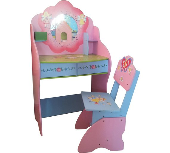 Buy Liberty House Toys Fairy Dressing Table With Chair At
