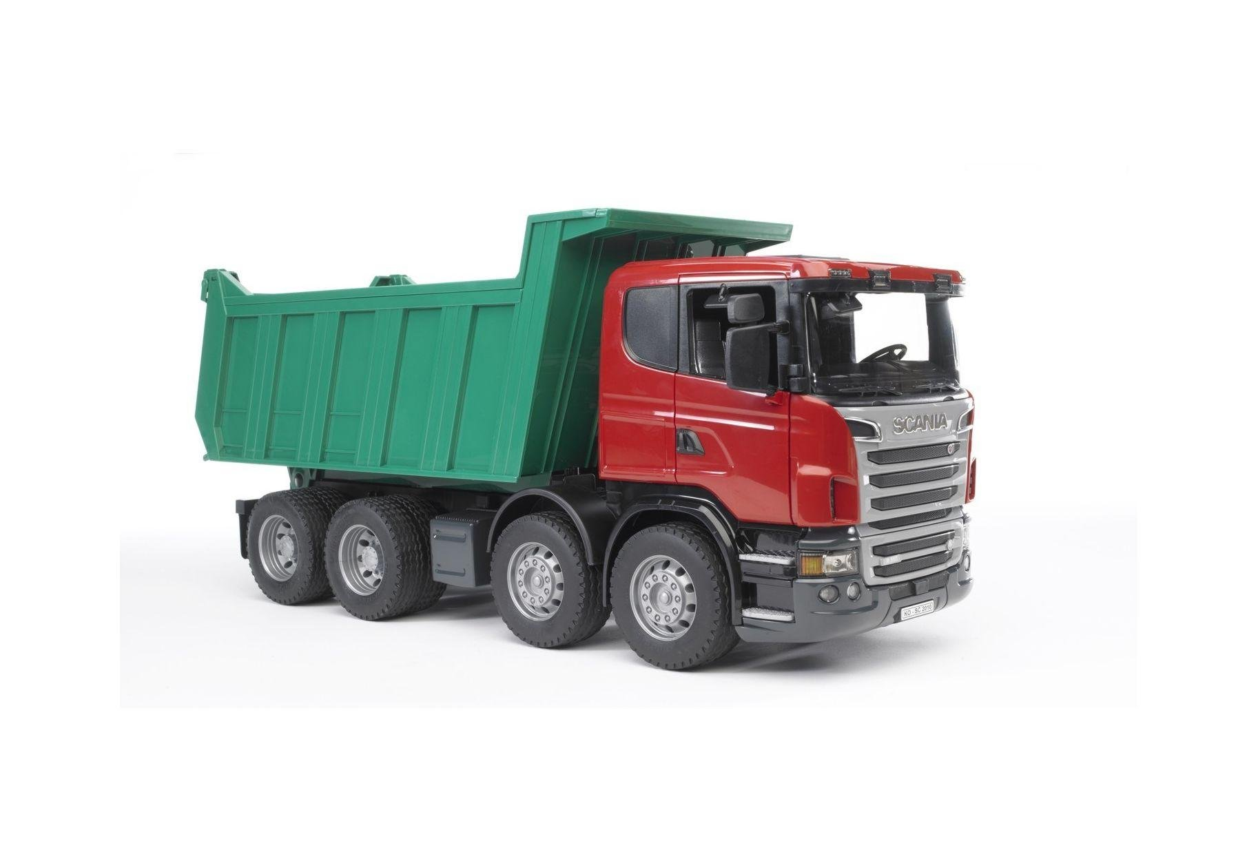 Image of Bruder 03550 Scania R-Series Tipper Truck.