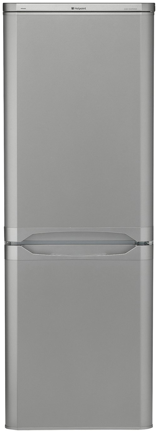 Hotpoint First Edition NRFAA50S Fridge Freezer - Silver