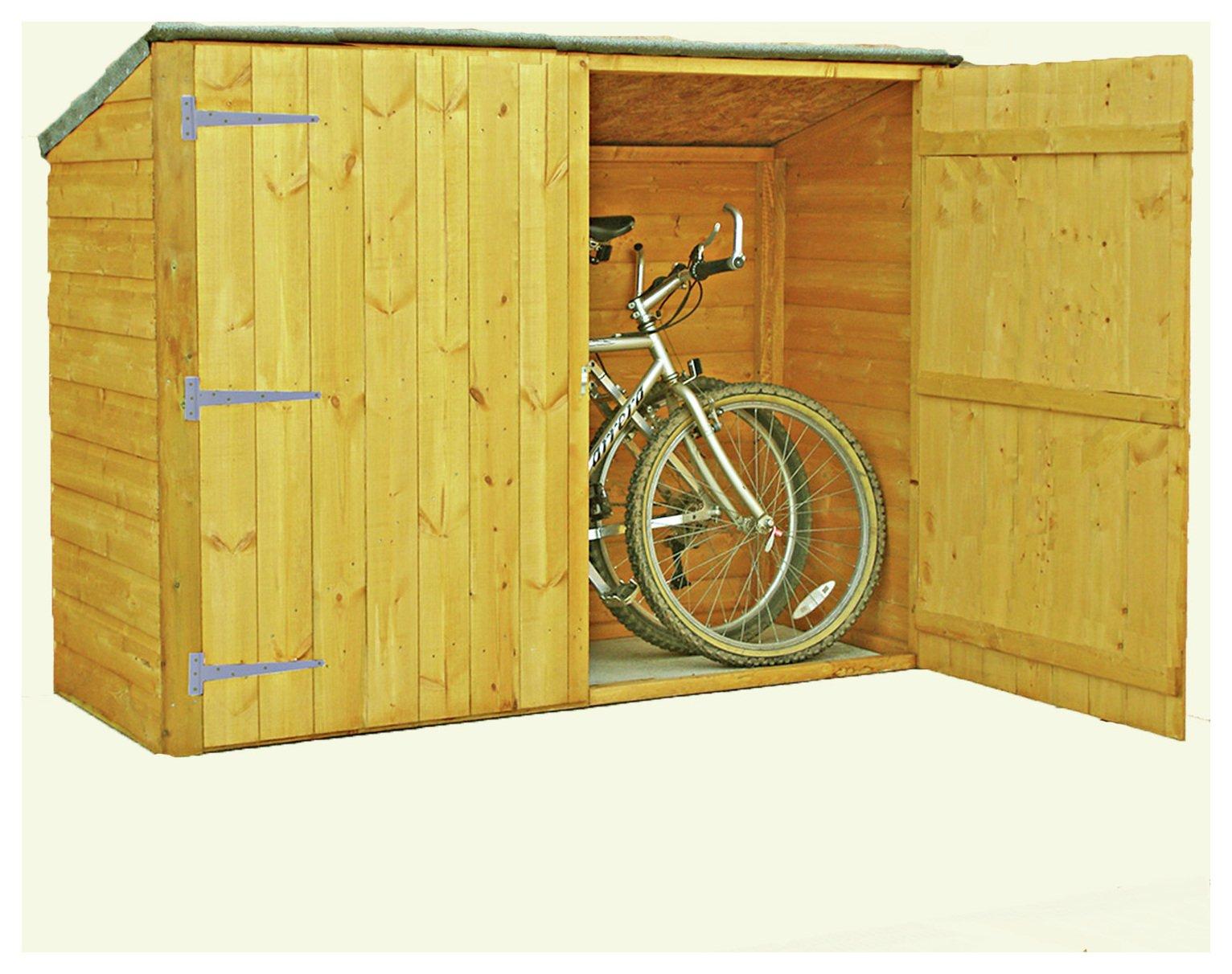 Homewood Bike Store 6 x 2ft