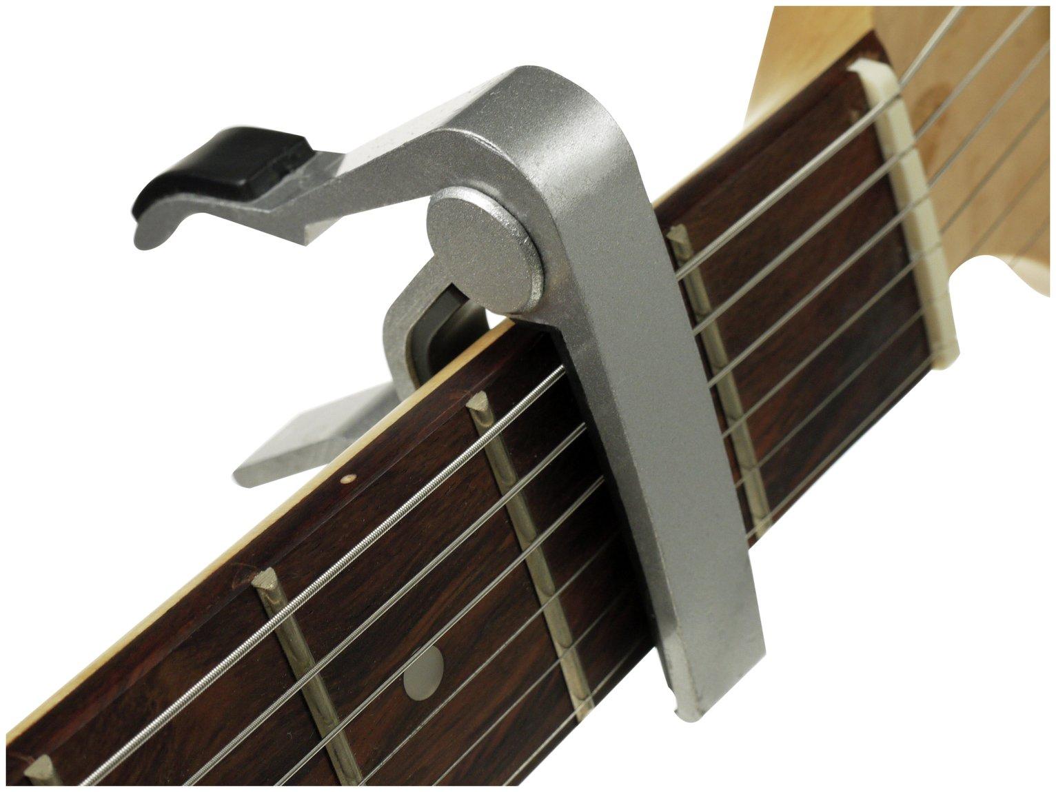 Freedom Chrome Guitar Capo