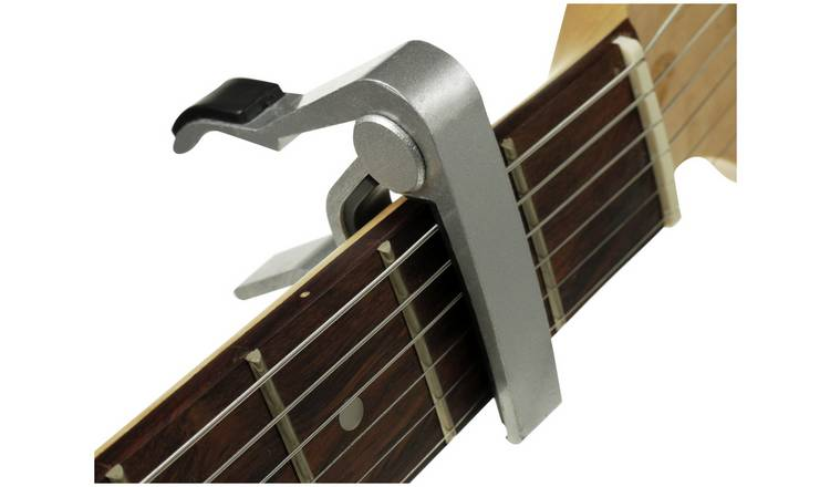 Freedom Chrome Guitar Capo