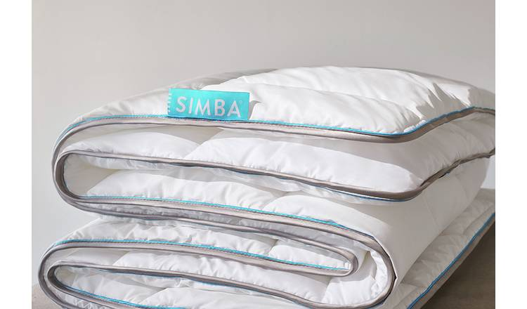 Simba Sleep Hybrid with Stratos Duvet - Superking