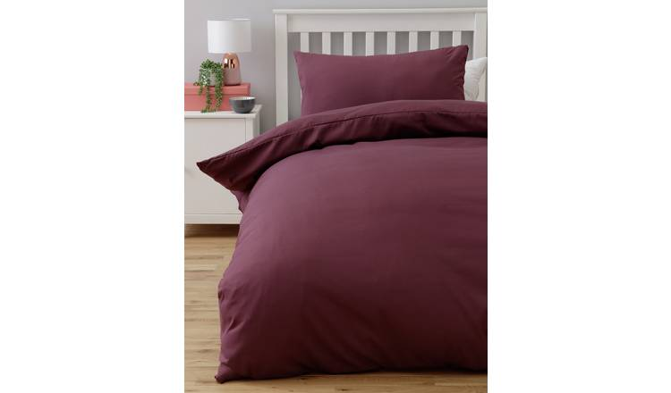 Silentnight Mulberry Supersoft Bedding Set - Single