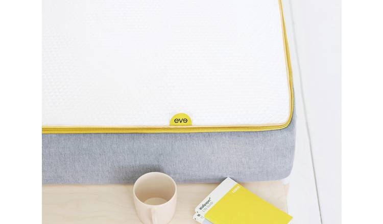 eve Sleep the Lighter Hybrid Mattress - Single