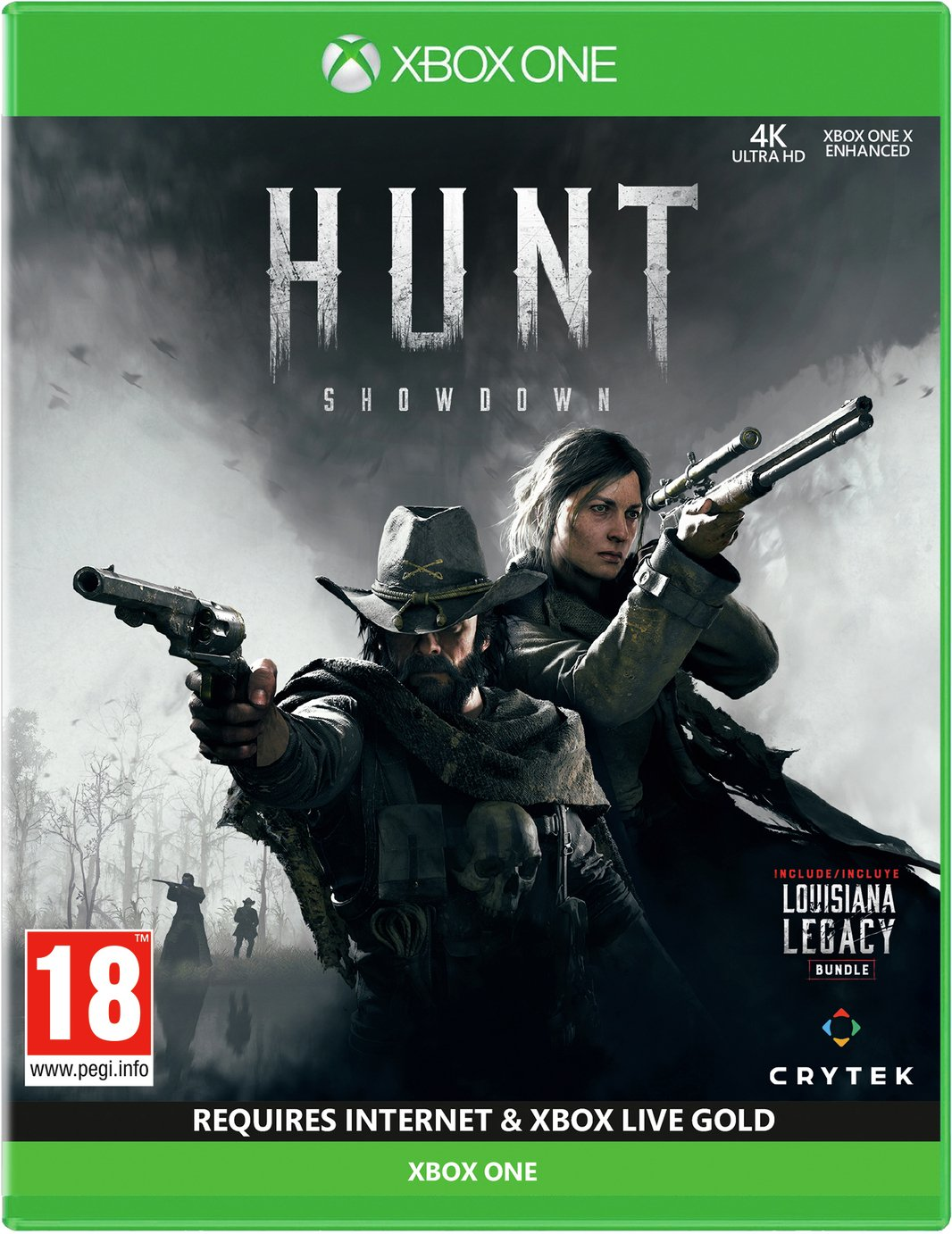 Hunt: Showdown Xbox One Pre-Order Game