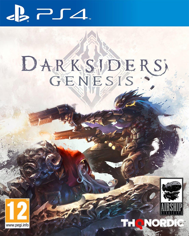 Darksiders: Genesis PS4 Pre-Order Game