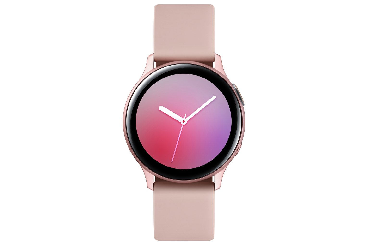 Samsung Galaxy Active2 Aluminium 40mm Smart Watch -Pink Gold