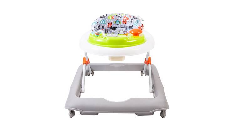 Red Kite Baby Go Round Jive Peppermint Trail Baby Walker