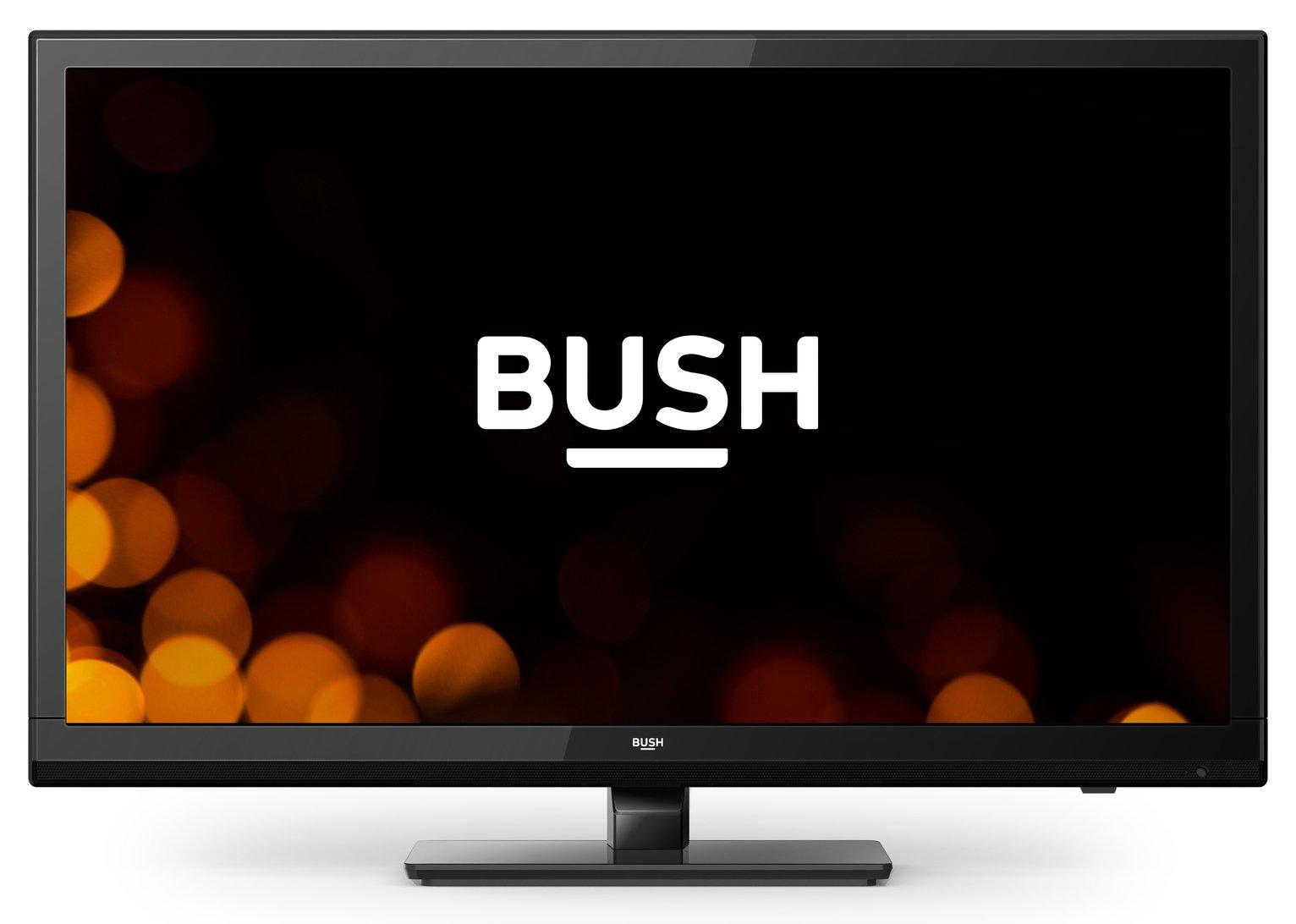 Bush 24 Inch HD Ready TV - Black