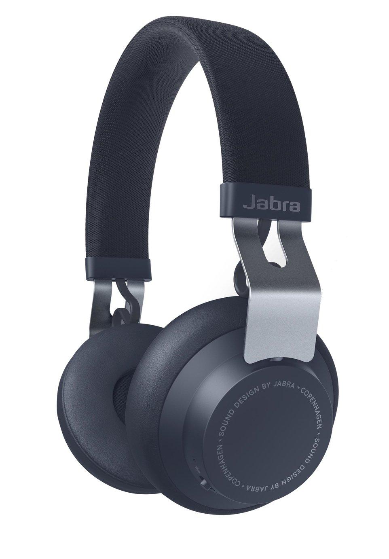 Jabra Move Style On-Ear Wireless Headphones - Navy
