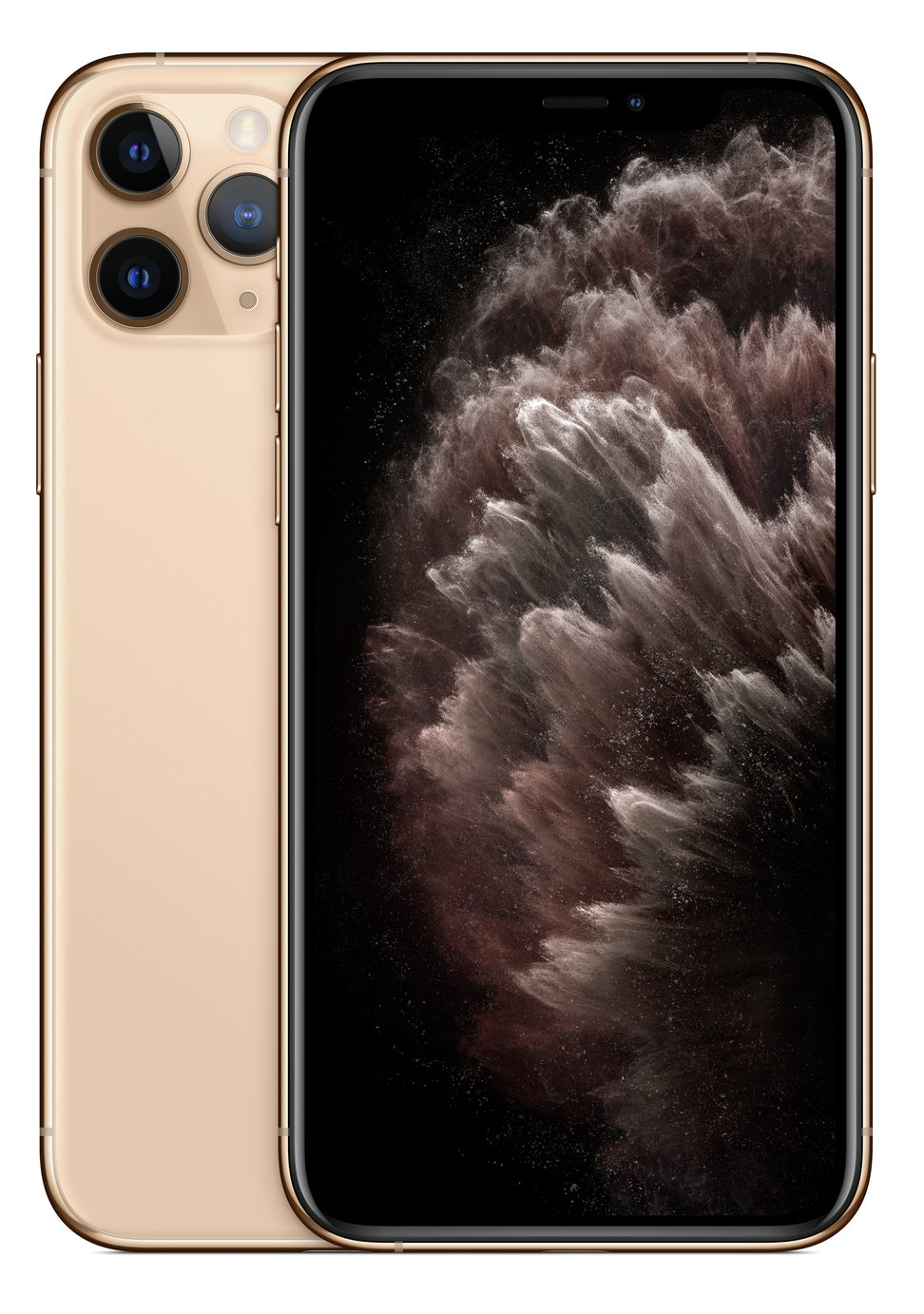 SIM Free iPhone 11 Pro 64GB Mobile Phone - Gold