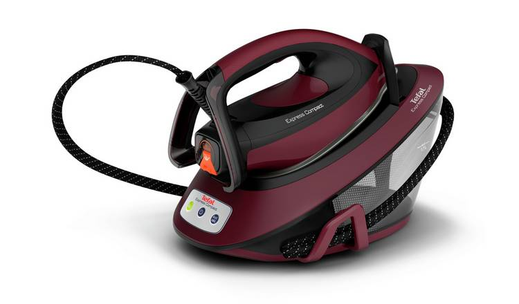 Tefal SV7130 Express Compact Anti Scale Steam Generator Iron