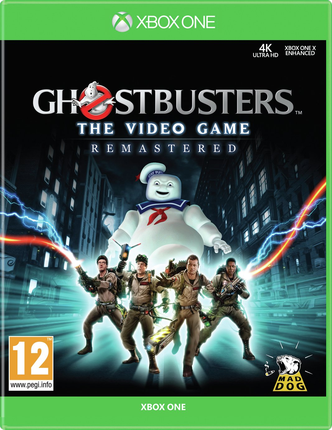 Ghostbusters: The Video Game Remastered Xbox One Pre-Order