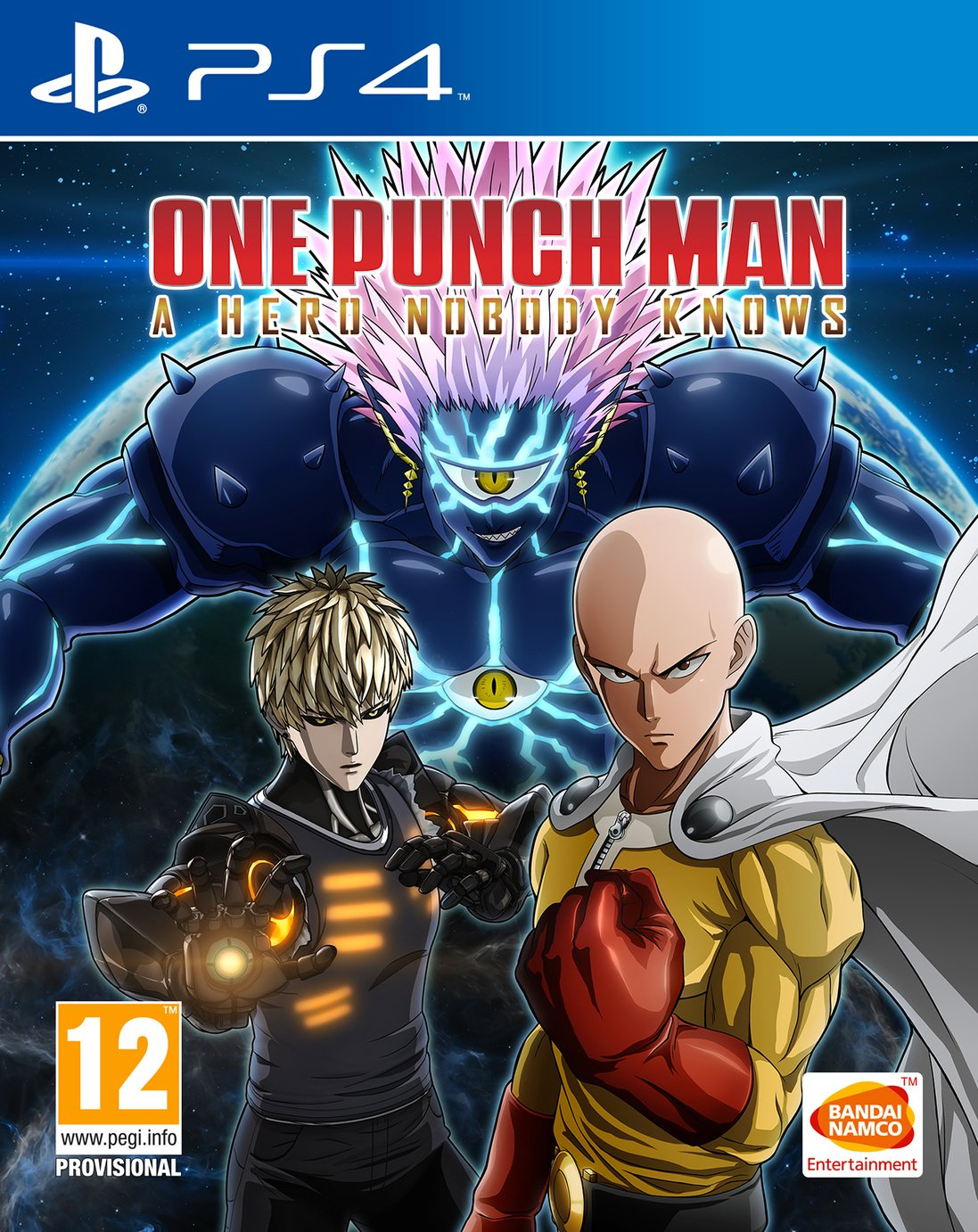 One Punch Man: A Hero Nobody Knows PS4 Pre-Order Game