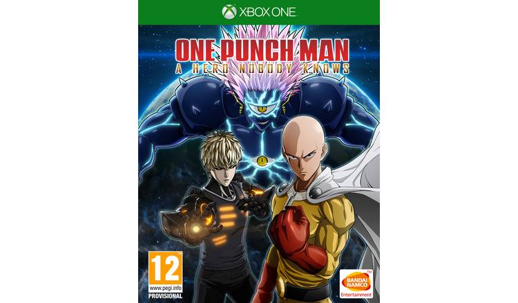One Punch Man: A Hero Nobody Knows Xbox One Game