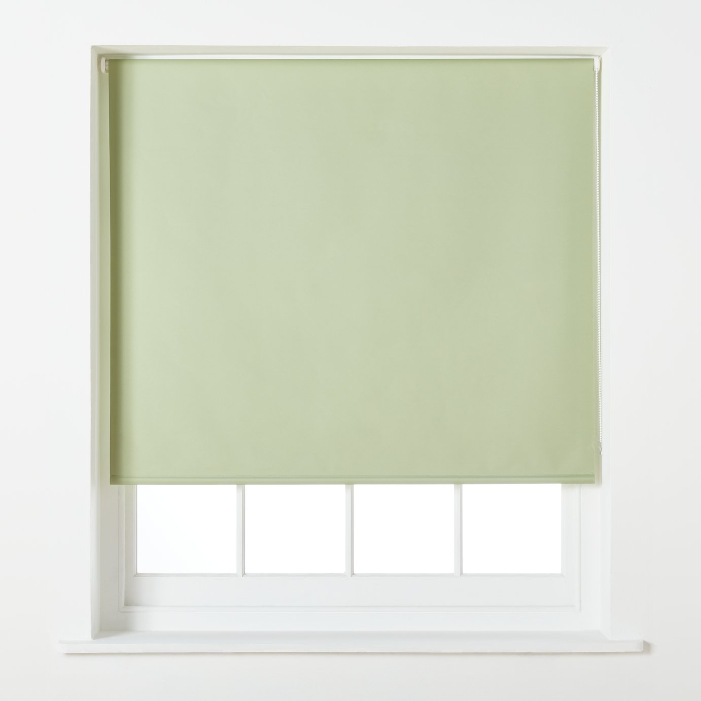 Argos Home Blackout Roller Blind - 2ft - Sage